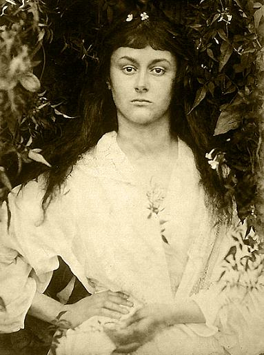 Alice Liddell by Julia Margaret Cameron