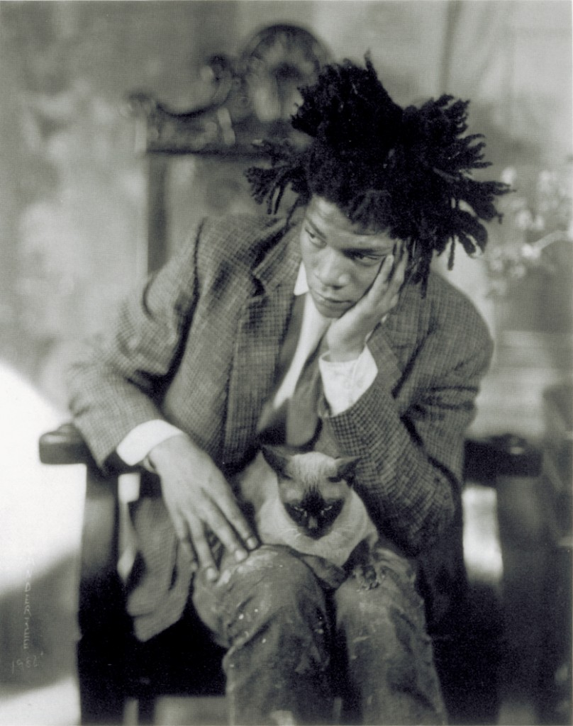 Jean-Michel Basquiat - Photograph by James Van Der Zee